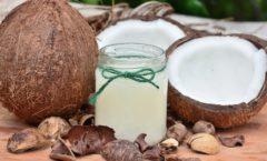 Kokosöl versus Fischöl